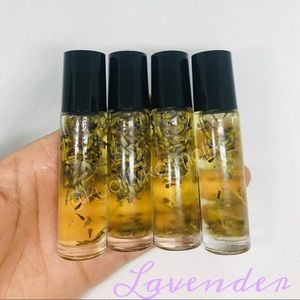 Lavender Lip Oil